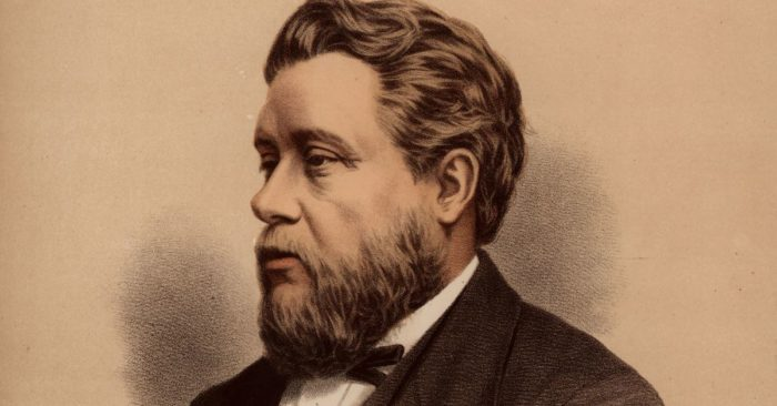 Charles Spurgeon Andacht Deutsch Online